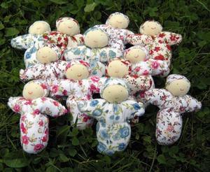 Worry Dolls- Tröstedocka