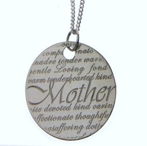 "Silverplatta ""Mother"""